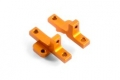 ALU UPPER CLAMP FRONT - SWISS 7075 T6 - (L+R)