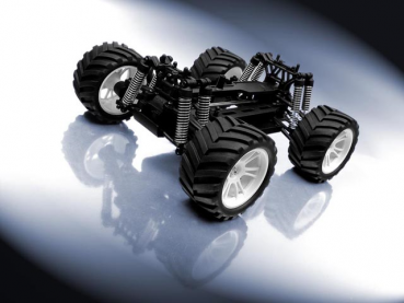 XRAY M18MT - 4WD SHAFT DRIVE 1/18 MICRO MONSTER TRUCK