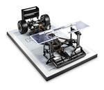 UNIVERSAL EXCLUSIVE SET-UP SYSTEM FOR 1/10 FORMULA CARS
