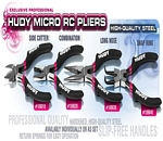 HUDY MICRO PLIERS - COMBINATION
