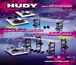 HUDY SHOP PROMO PANEL PAN CAR & 1/10 OFF-ROAD SET-UP SYSTEMS