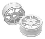 HUDY 41MM WHEELS STARBURST - WHITE (4)
