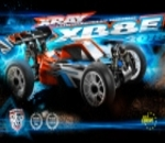 XRAY XB8E - 2019 SPECS - 1/8 LUXURY ELECTRIC OFF-ROAD CAR(350156)