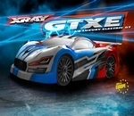 XRAY GTXE - 1/8 LUXURY ELECTRIC ON-ROAD GT CAR