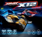 XRAY X12 - 2018 EU SPECS - 1/12 PAN CAR(#370007)